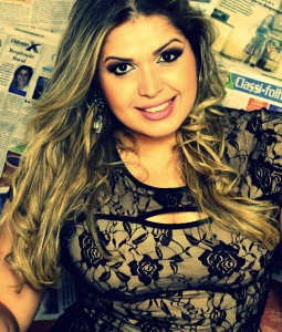 MISS MATO GROSSO PLUS SIZE 2014 !!! ANA MARIA CARRIJO LEAL