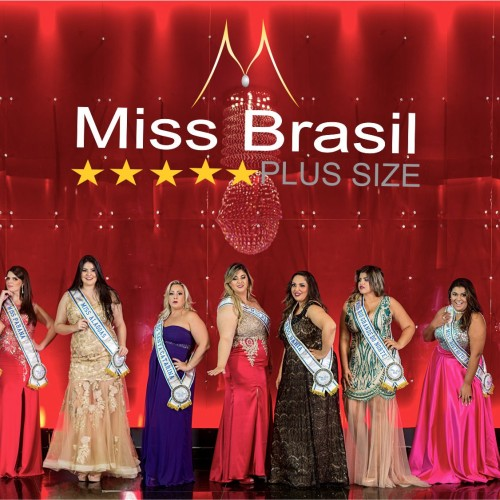 Compacto do MISS BRASIL PLUS SIZE 2017